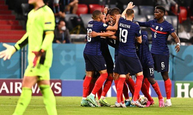 France-Allemagne : les notes du match