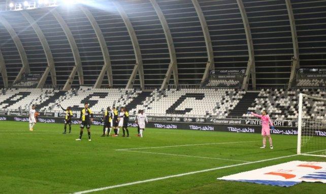 Accord Sampdoria-Amiens pour Sanasi Sy