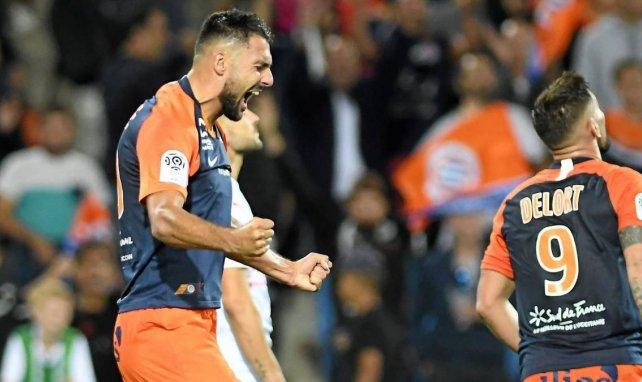 Montpellier refuse une offre de West Ham pour Gaëtan Laborde
