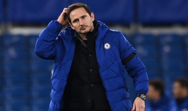 Chelsea : le message d'adieu de Frank Lampard
