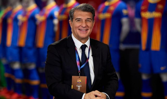 Le Barça version Joan Laporta se dessine