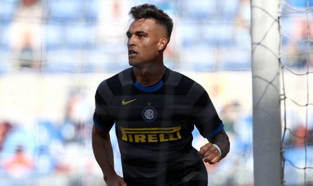 Inter : prolongation en vue pour Lautaro Martinez