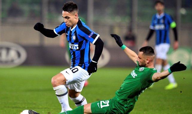 Inter Milan : feu vert pour la prolongation de Lautaro Martinez