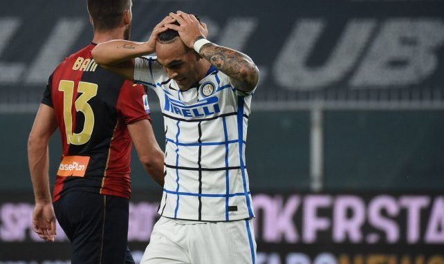 Inter Milan : le coup de blues de Lautaro Martinez