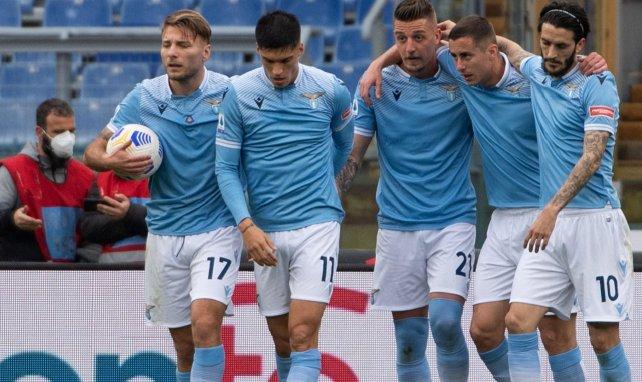 Serie A : pluie de buts entre la Lazio et le Genoa