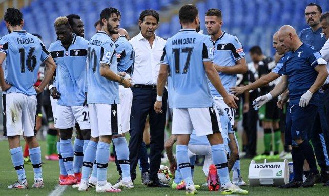 Serie A : rien ne va plus à la Lazio