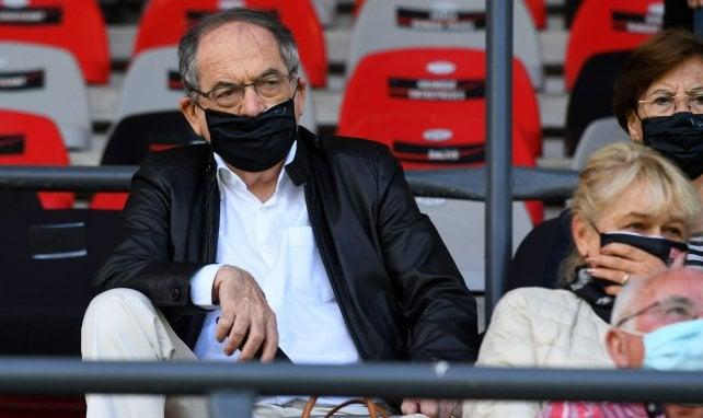 EDF : Le Graët refuse d'entendre parler d'un sélectionneur étranger