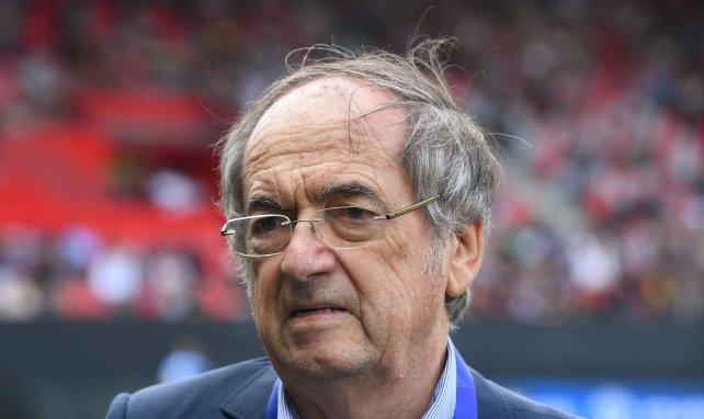 FFF : Noël Le Graët dézingue la LFP et adoube l'Etat français