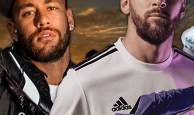 Neymar chez Puma, Messi chez adidas, la bataille des équipementiers