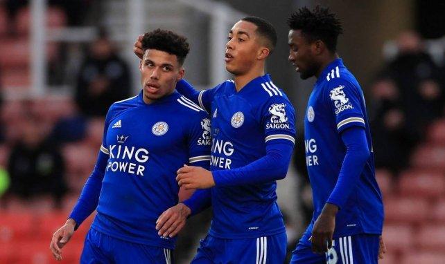 Leicester est en train de maîtriser Chelsea !