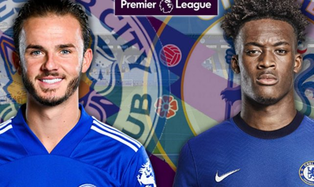 Leicester - Chelsea : les compositions officielles