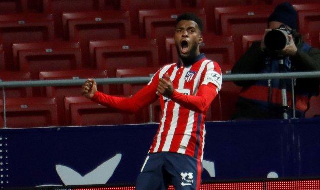 Atlético Madrid : Thomas Lemar rechute