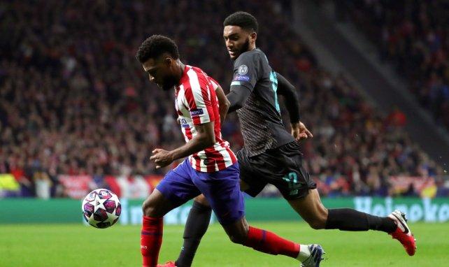 Atlético de Madrid : Thomas Lemar ne sort plus la tête de l'eau...