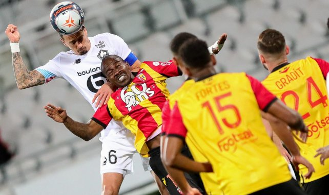 Lens - Lille, l'histoire d'un derby en or