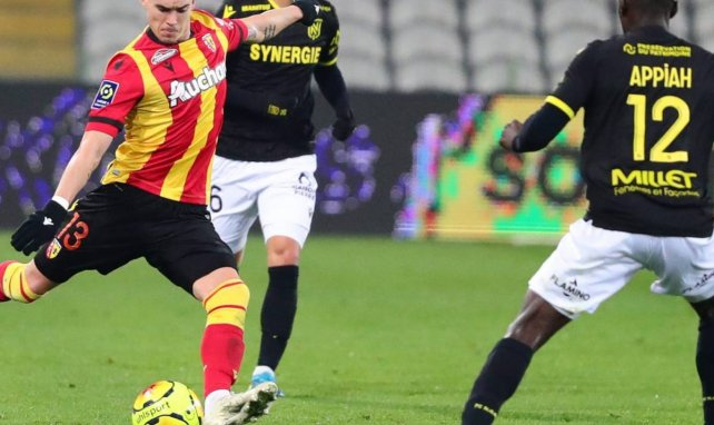 Ligue 1 : Nantes arrache un match nul à Lens