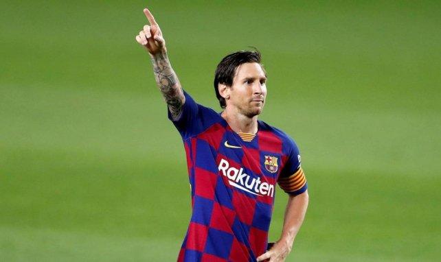 Le geste de Lionel Messi pour sa ville natale