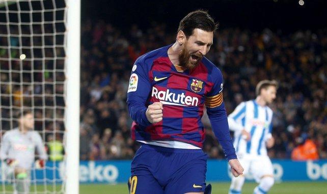 Barça : Joan Laporta confiant pour la prolongation de Lionel Messi