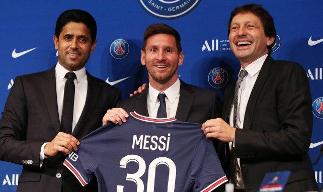 Les dessous de l'arrivée de Messi, l'énigme Ramos et la concurrence entre Navas et Donnarumma : les révélations de Leonardo
