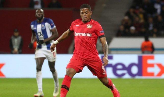 Leon Bailey pourrait remplacer Leroy Sané à Man City