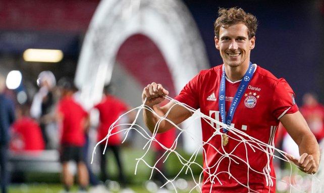 Bayern Munich : Leon Goretzka ouvert à une prolongation