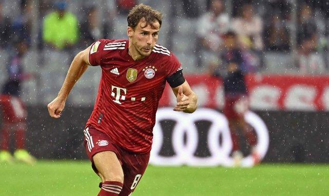 Leon Goretzka prolonge au Bayern Munich