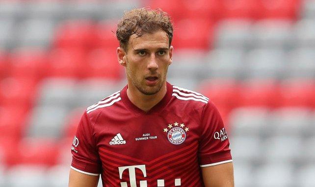 Bayern Munich : la prolongation de Leon Goretzka bientôt actée