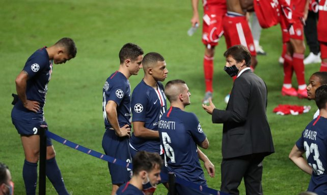PSG : Leonardo met la pression pour la prolongation de Mbappé