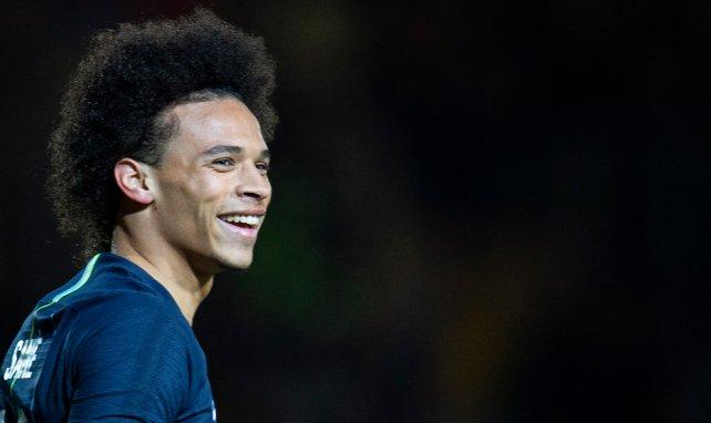 Schalke 04 va récupérer de l'argent grâce à Leroy Sané