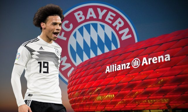 Le Bayern Munich obligé de s'excuser auprès de Manchester City après les photos dévoilées de Leroy Sané