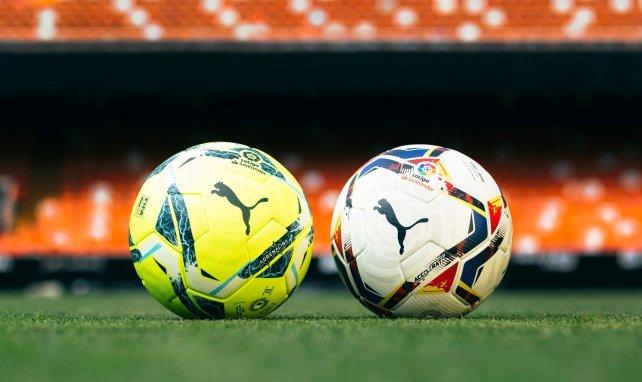 Puma dévoile les nouveaux ballons de la Liga pour la saison 2020/2021