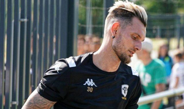 Alexandre Letellier revient au PSG