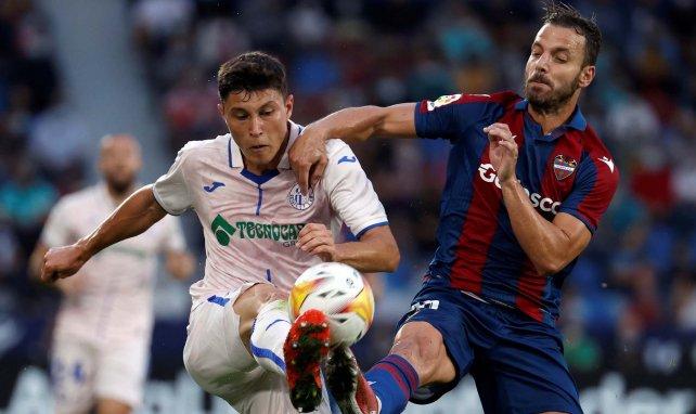 Liga : en difficulté, Levante et Getafe se neutralisent