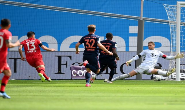 Après 45 minutes, le Bayern a fait le break