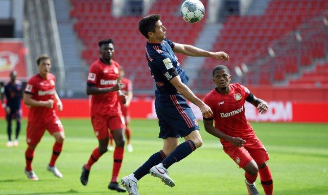 Robert Lewandowski assomme Leverkusen