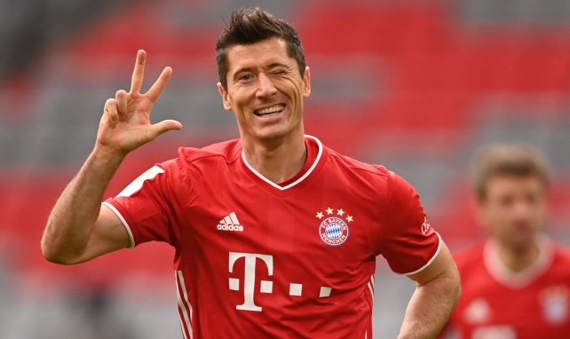 Bayern Munich : la statistique folle de Robert Lewandowski