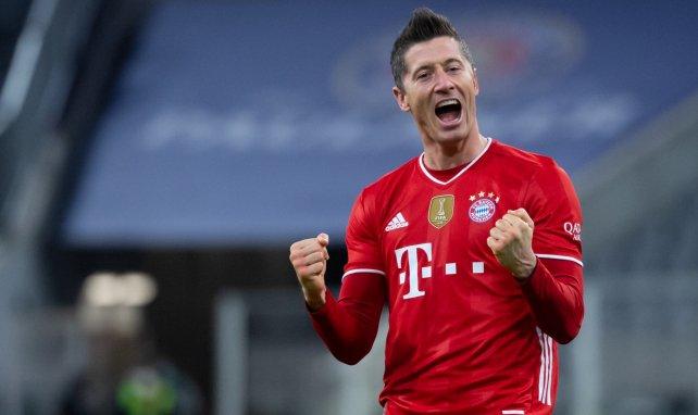 Bayern Munich : deux gros clubs se positionnent sur Robert Lewandowski