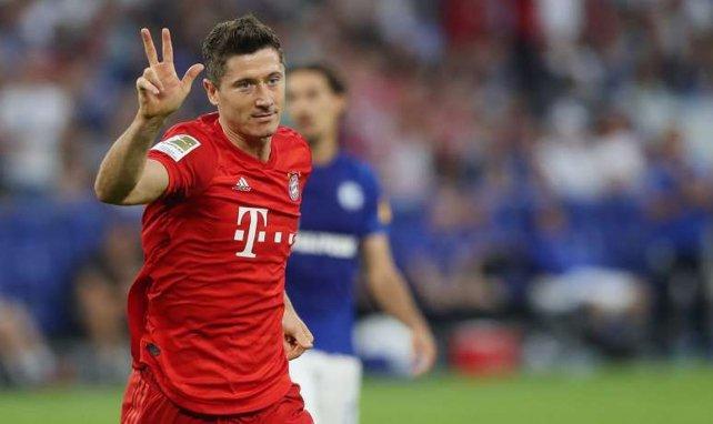 Bayern Munich : les statistiques affolantes de Robert Lewandowski