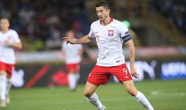 Euro 2020, Pologne : Robert Lewandowski, le SOS d'un buteur en détresse