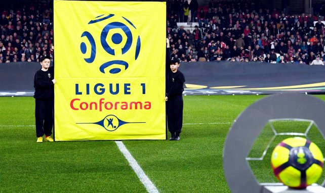 Rituel d'avant-match en Ligue 1