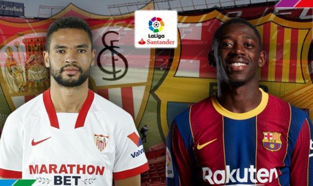 Séville FC - FC Barcelone : les compositions probables