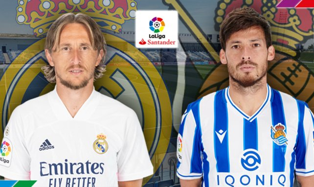 Real Madrid - Real Sociedad : les compositions probables