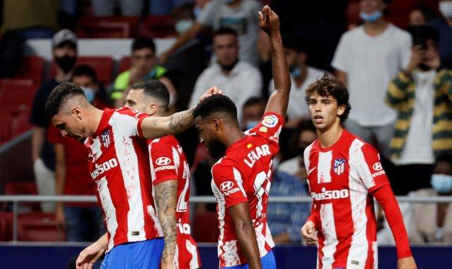 Joao Felix avec l'Atlético Madrid