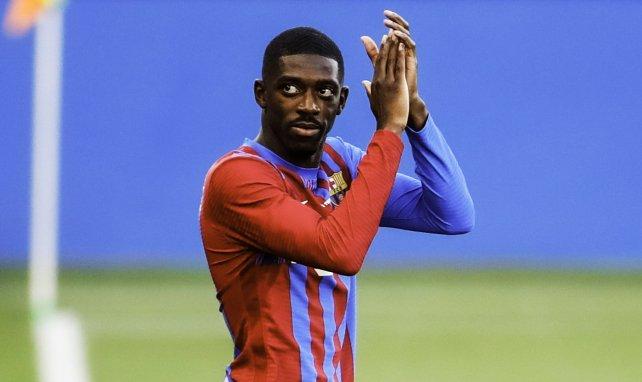 Manchester United s'intéresse à Ousmane Dembélé