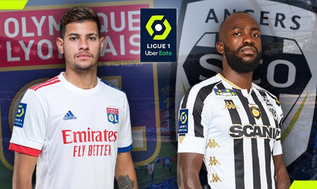OL - Angers : les compositions probables