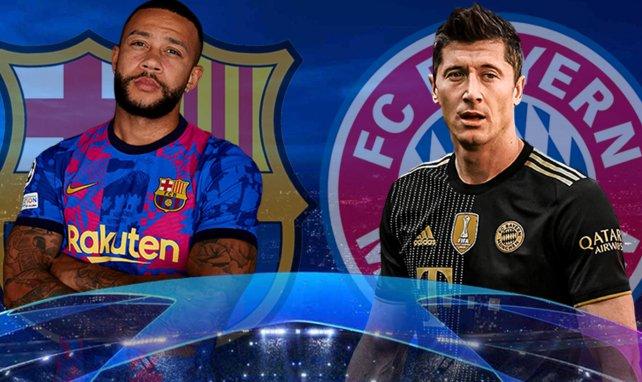 FC Barcelone-Bayern Munich