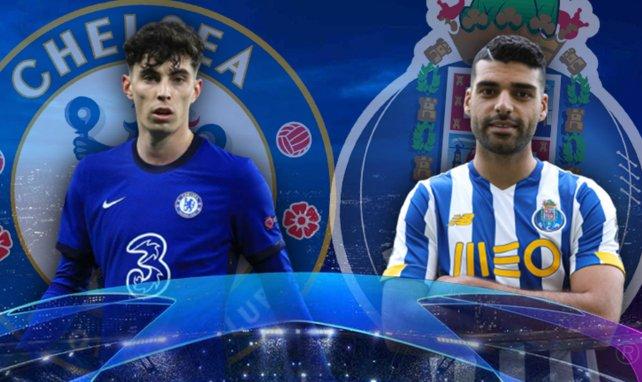 Chelsea - FC Porto : les compositions probables