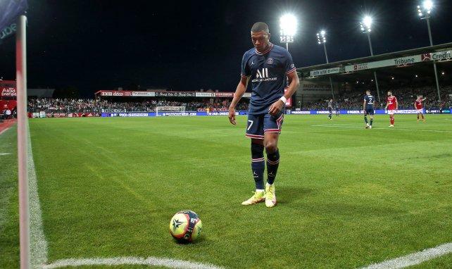 PSG : Kylian Mbappé très incertain pour le match face à l'OL
