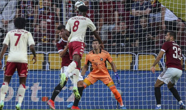 Sparta Prague-AS Monaco : l'UEFA ouvre une procédure disciplinaire après les cris racistes