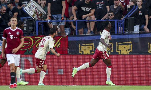 LIVE : l'AS Monaco ouvre le score grâce à Tchouaméni !