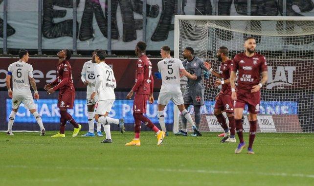 Ligue 1 : le LOSC s'en sort très bien à Metz